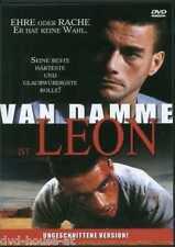 DVD * LEON * TOTAL UNCUT / FSK18 * WIE NEU * Jean Claude Van Damme * Lionheart *