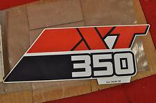 NOS 1986 Yamaha XT350 Fuel Tank Emblem Decal, XT 350