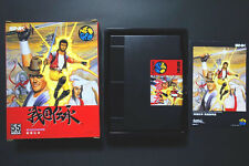 SENGOKU DENSHOU CARTON BOX SNK Neo Geo AES JAPAN Very.Good.Condition