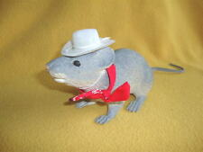 Cowboy Costume for Rat from R.A.T.S.