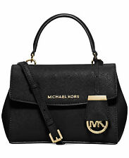 MICHAEL KORS AVA XS LEATHER TOP HANDLE SATCHEL BAG 32F5GAVC1L-001 MSRP $158