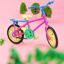 DOLLS HOUSE MINIATURE ACCESSORIES-CHILDS BIKE BICYCLE