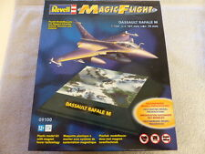 NEW REVELL DASSAULT RAFALE M  MODEL AIRPLANE - MAGIC FLIGHT 1/144 - VERY RARE
