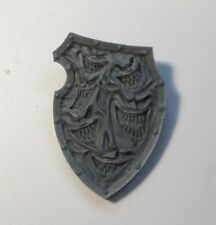 WARHAMMER 40K BITS: FW Chaos Knight / Renegade Knight Shield Bit