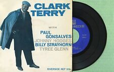 CLARK TERRY Duke With A Difference / RIVERSIDE REP 129 USA 1957 EP 45 rpm EX