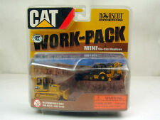 Norscot Work-Pack CAT D5G XL TRACK-TYPE TRACTOR & CAT 420E BACKHOE LOADER