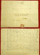 G54-RAVENNA, SANT' ALBERTO, CARABINIERI,  RICHIESTA DI RIMBORSO, 1827
