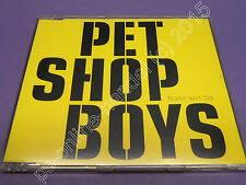 "5"" Single CD Pet shop boys - Home and dry (I-240) 3 Tracks EU 2002"