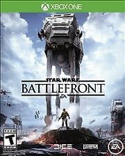 Star Wars: Battlefront - Microsoft Xbox One Game - Complete
