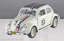 "HOT WHEELS ELITE CULT HERBIE ""THE LOVE BUG"" #53 GOES TO MONTE CARLO 1/18 BCY22"