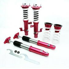 Godspeed GSP Mono SS Dampers Coilovers Lowering Kit Mazda 3 2004 - 2009 New