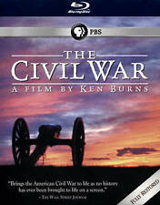 Ken Burns The Civil War 25th Anniversary Edition ~ BRAND NEW 6-DISC BLU-RAY SET
