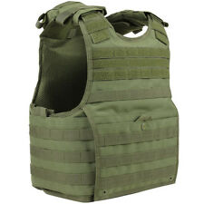 Condor MOLLE Nylon XPC EXO 001 Armor Plate Carrier Vest OLIVE DRAB OD GREEN  S/M