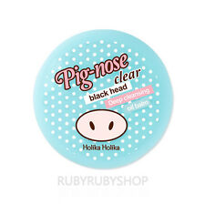 [Holika Holika] Pig Nose Clear Black Head Deep Cleansing Oil Balm - 25g