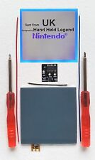 Nintendo Gameboy DMG/Pocket Bivert chip and White Backlight Mod bundle Kit