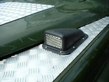 Land Rover Defender Air Scoop Plate