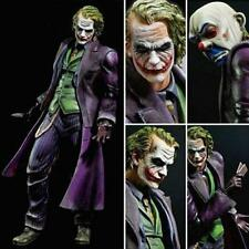PLAY ARTS KAI THE JOKER BATMAN DARK KNIGHT RISES ARKHAM ORIGINS ACTION FIGURE