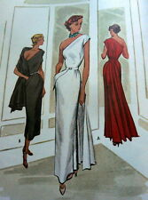 *NEW* SEWING PATTERN ILLUSTRATION & FASHION PICTURE CD 1900-1960s *VOL III*