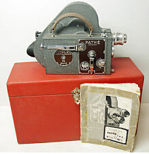 CAMERA PATHE WEBO  - Modèle  SUPER 16 - 16 mm  - N° 5922