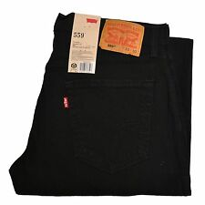 Levis 559 Jeans Mens Relaxed Straight Leg Low Rise Nwt Stonewashed Original New