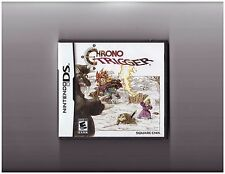 Chrono Trigger (Nintendo DS DSI 3DS Video Game Square Enix Epic RPG) Brand NEW