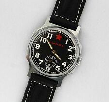 Rare Russian USSR watch POBEDA SMERSH 15 jewels ZIM #16