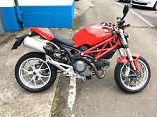 Ducati M1100 Monster 2009 09 Plate