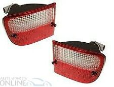 LAND ROVER FREELANDER 1-POSTERIORE LHS & RHS TAIL LIGHT assemblys (2) - xfb500180 / 90