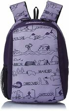 Wildcraft Scoot LD Polyester Purple Kids Casual Backpack