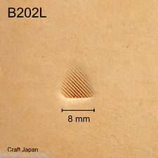 Punziereisen, Lederstempel, Punzierstempel, Leather Stamp, B202L - Craft Japan