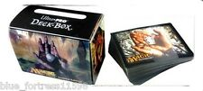ULTRA PRO MTG MOX DIAMOND DECK BOX + 80 CARD SLEEVES!