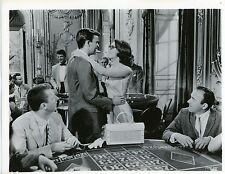 BRIGID BAZLEN  JIM HUTTON THE HONEYMOON MACHINE 1961  VINTAGE PHOTO N°3