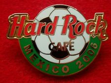 HRC Hard Rock Cafe Mexico Logo Football Soccer World Cup 2006 LE300