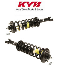 NEW Honda Accord 2008-2012 Set of 2 Rear Suspension Struts and Coil Springs KYB