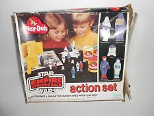 Vintage Kenner Star Wars The Empire Strikes Back Play Doh Action Set  BOX ONLY!