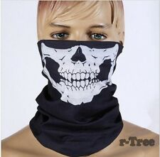 Outdoor windproof Skull Half Face Cycling/Ski/Motorcycle Mask