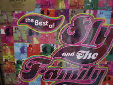 SLY & THE FAMILY STONE BEST OF DELUXE PACKAGING  180 GRAM SIMPLY VINYL 2 LP SET