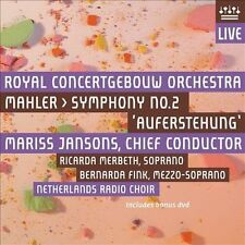 Mahler: Symphony No. 2, New Music
