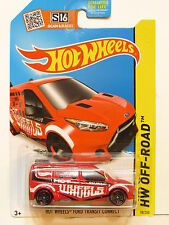 HOT WHEELS 2015 HW WORKSHOP - HOT WHEELS FORD TRANSIT CONNECT