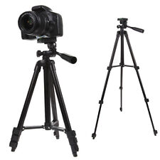Professional Travel Tripod Digital Camera Camcorder Video Tilt Pan Head New +Bag