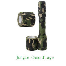 3pcs Camo Hunting Camping Hiking Camouflage Stealth Tape Wrap Waterproof
