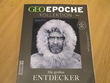 GEO EPOCHE COLLECTION NO. 4 - DIE GROSSEN ENTDECKER - TOP  +++