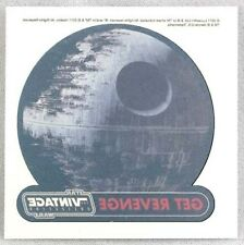 SDCC Promo Star Wars Death Star Get Revenge Temporary Tattoo Costume Cosplay New