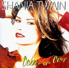 Come On Over - Shania Twain (1997, CD NIEUW)