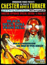The Films of Chester Novell Turner: Black Devil Doll from Hell/Tales from the Qu