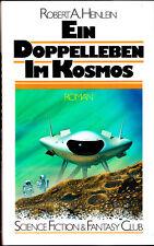 """Robert (A). Heinlein """" Un Doble vida en la COSMOS """" - límite - muy buen estado"""