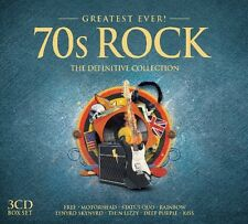 70S ROCK-GREATEST EVER 3 CD NEU DEEP PURPLE/ATOMIC ROOSTER/KEN HENSLEY/RAINBOW
