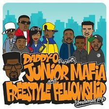 Daddy-O presents Junior Mafia & Freestyle Fellowship Unreleased EP Biggie Smalls