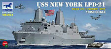 Bronco 1/350 5024 USS New York LPD-21