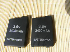 2PK NEW BATTERY PACK FOR SONY PSP 3000 3001 3003 3004 lite
